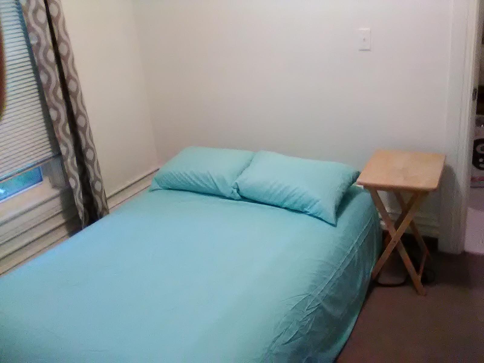 Beginning-Bed